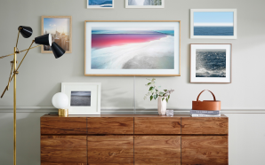 Samsung blends Art into their new TV range