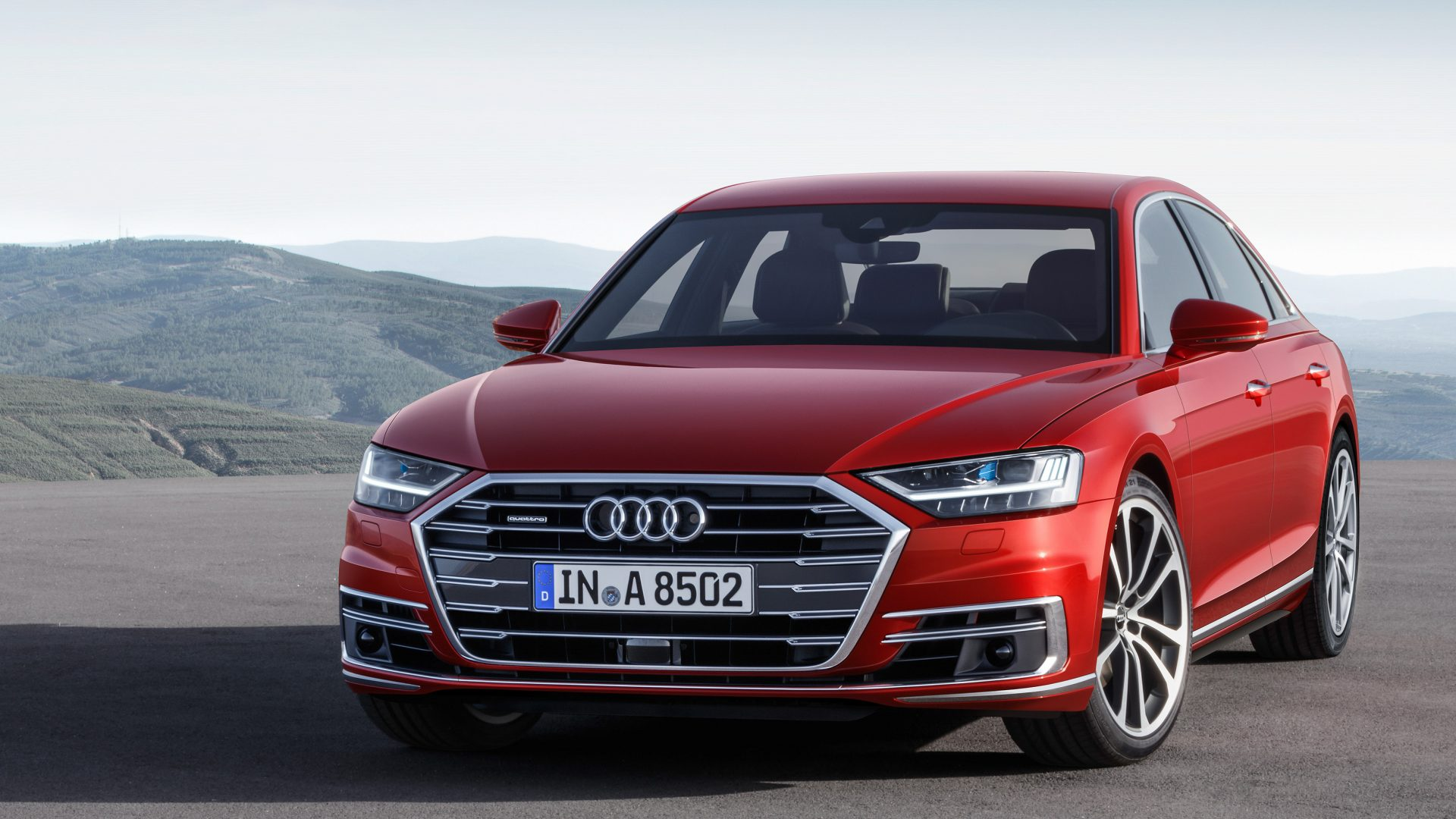 This Is The New Audi A8, Specifications, Engines And Pricing
