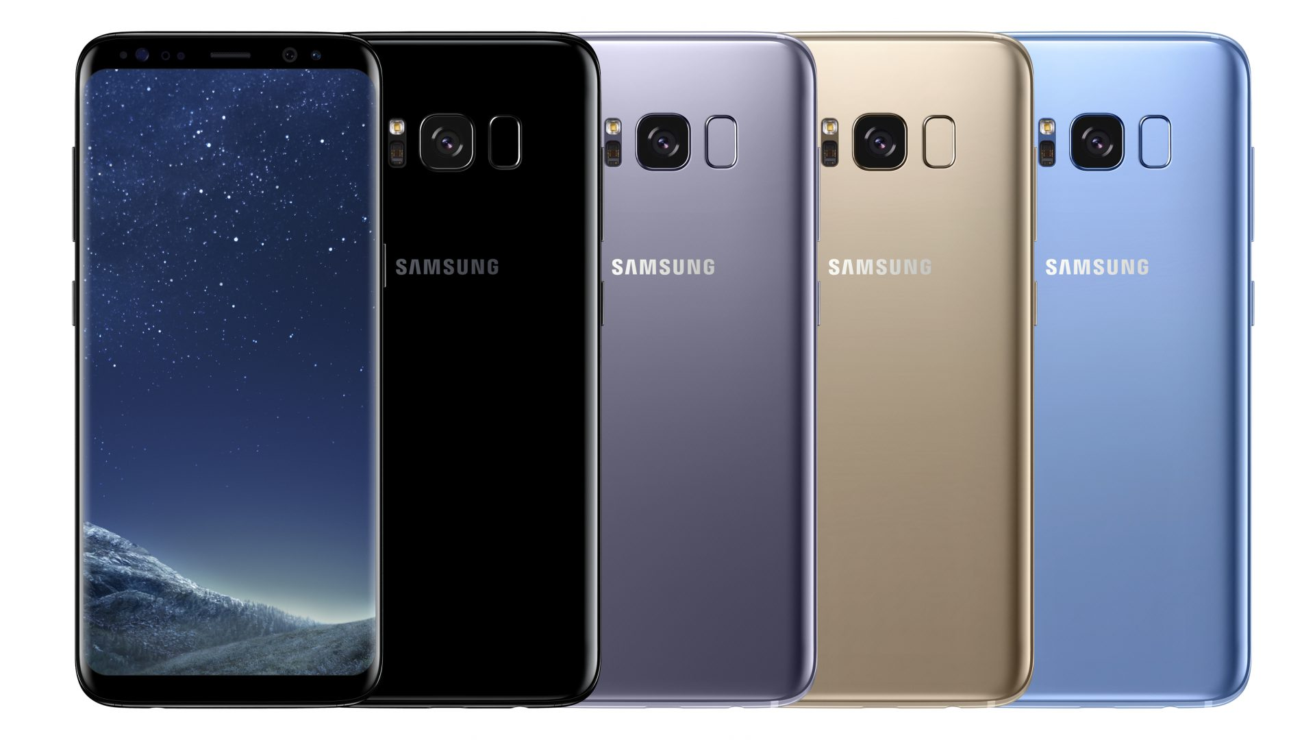 Samsung Adds The Coral Blue S8 And S8 To The Lineup In