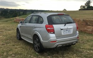 Holden Captiva LTZ Review – EFTM Quick Fix.