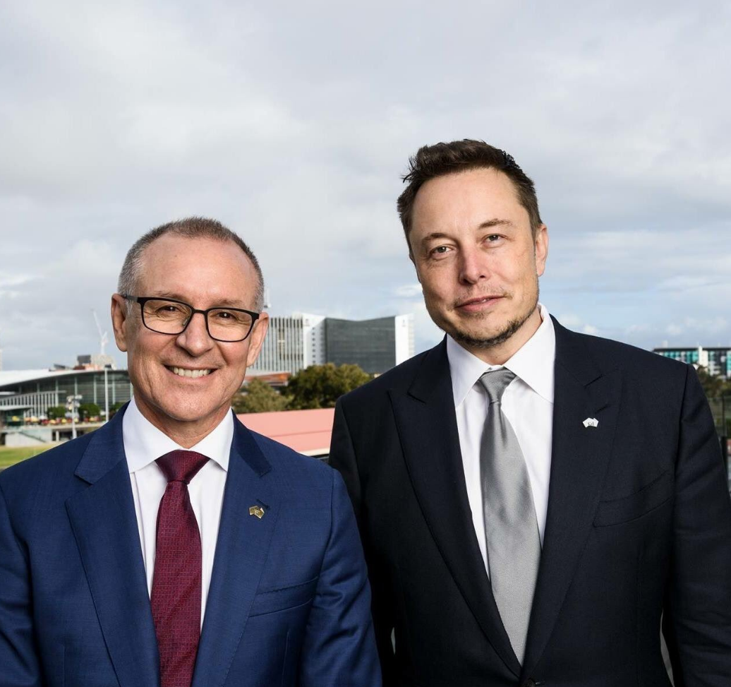 Tesla set to build world's biggest renewable energy battery in South Australia