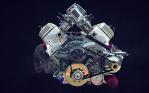 LISTEN to the future of Supercars: V6 Twin Turbo tested…