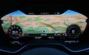 EFTM Best In-Car Tech 2017: Audi Virtual Dash