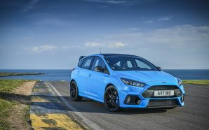 Ford Focus RS Limited Edition Here Soon.