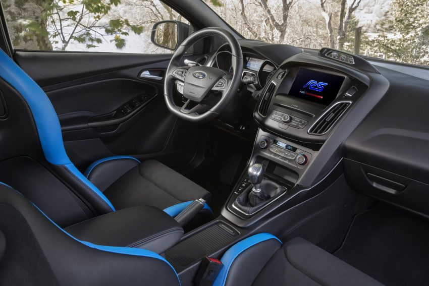 Ford announces Focus RS Limited Edition