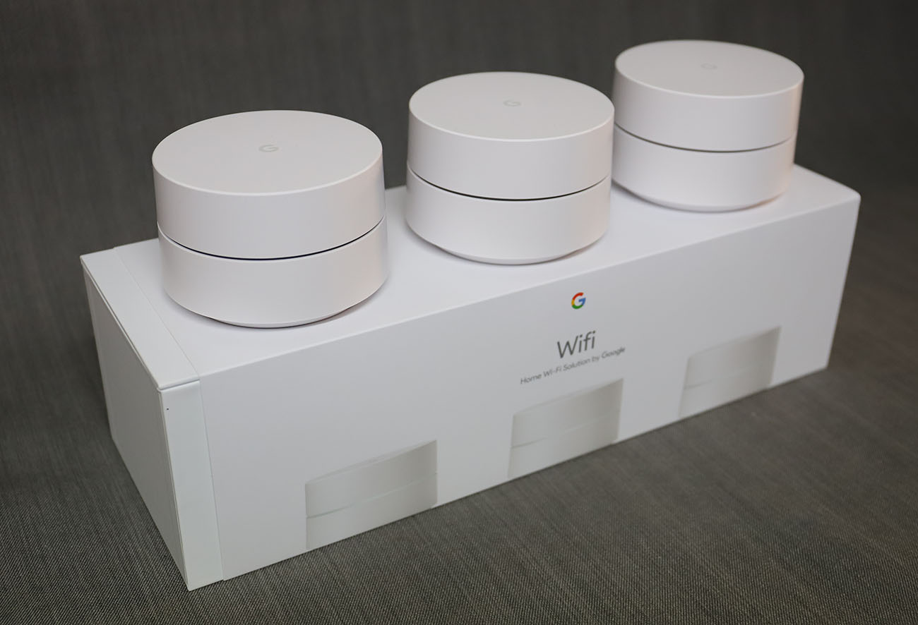 Google Wifi Review This Is Googles Standout Product Improve Your