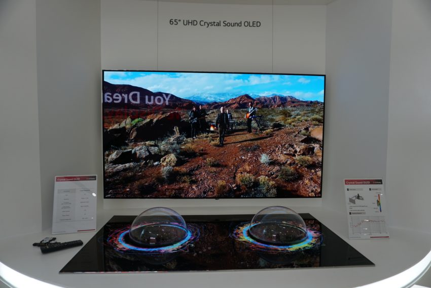 Sony OLED pricing announced - taking LG technology before LG