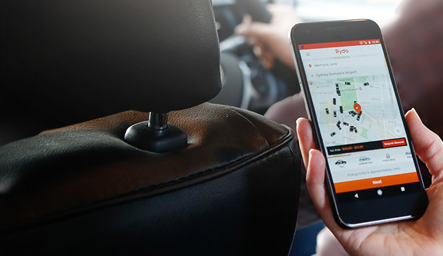Rydo - the Taxi booking app that actually works » EFTM
