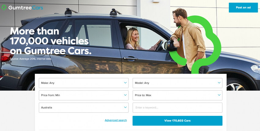 Gumtree Cars Launches As Car Buying Portal With 170 000 Cars Eftm