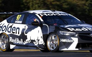 2018 Holden Commodore Supercar revealed after 10 months in development