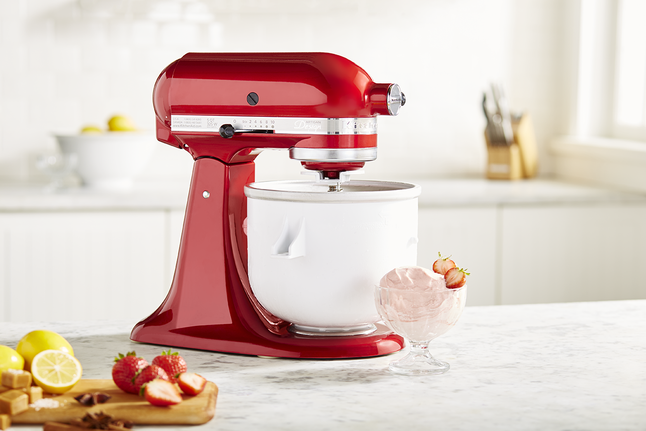 Is Your Wifeu0027s KitchenAid Mixer Just Sitting On The Bench? Put It To Use!