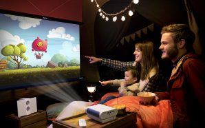 BenQ's portable projector brings entertainment anywhere – at a price