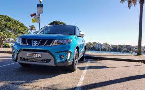 The Suzuki Vitara Experience
