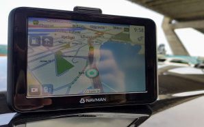 Navigation and Dashcam in One