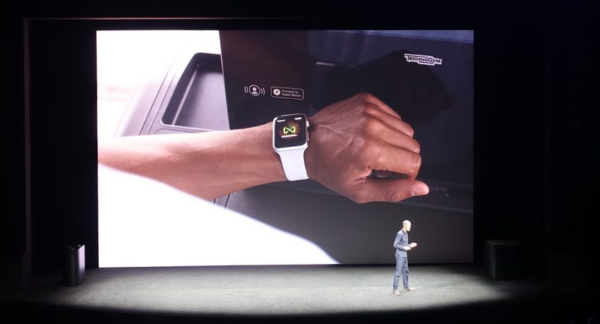 New Apple Watch available in ceramic gray; orders begin September 15