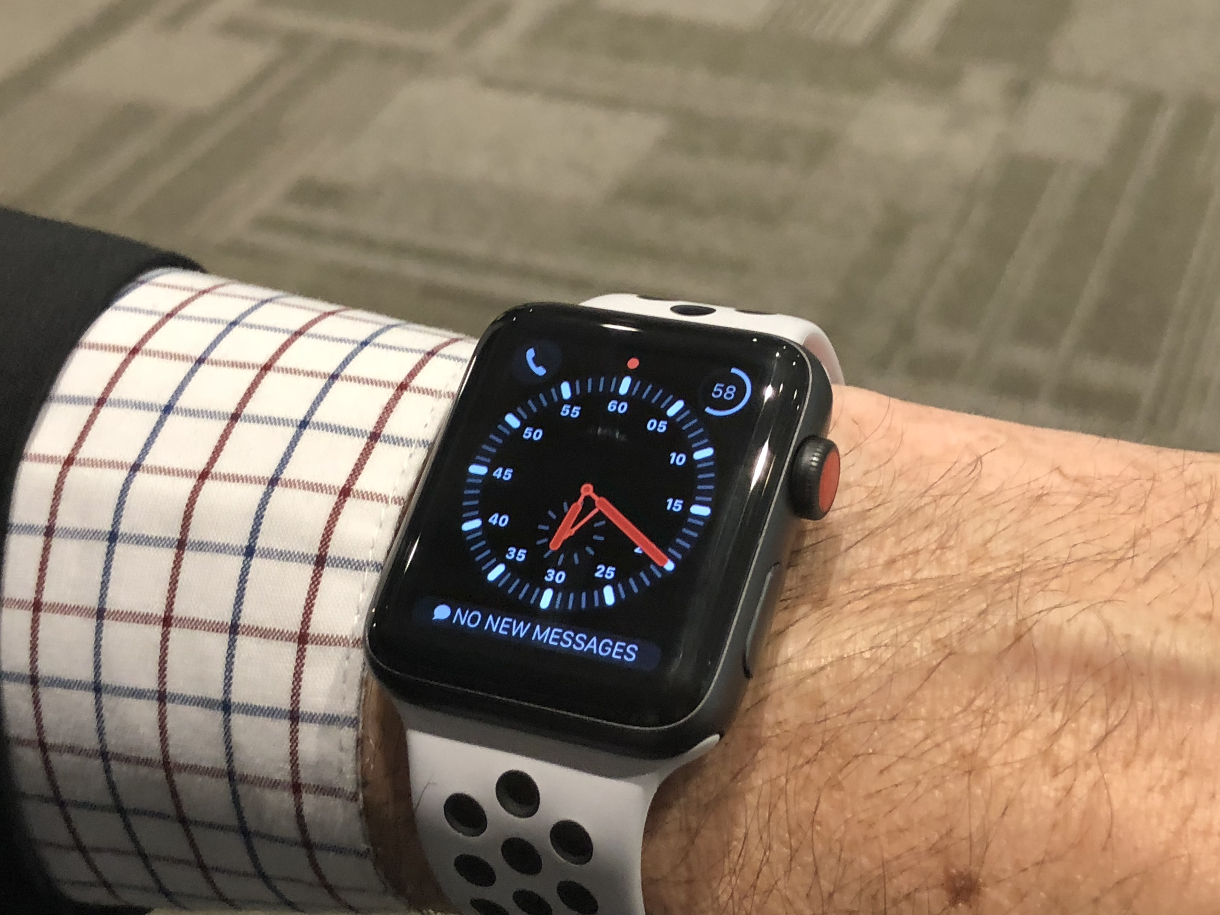 OOPS - Telstra's Apple Watch Series 3 Fail: Business