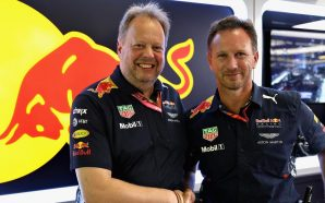 Red Bull Racing becomes Aston Martin Red Bull Racing on…
