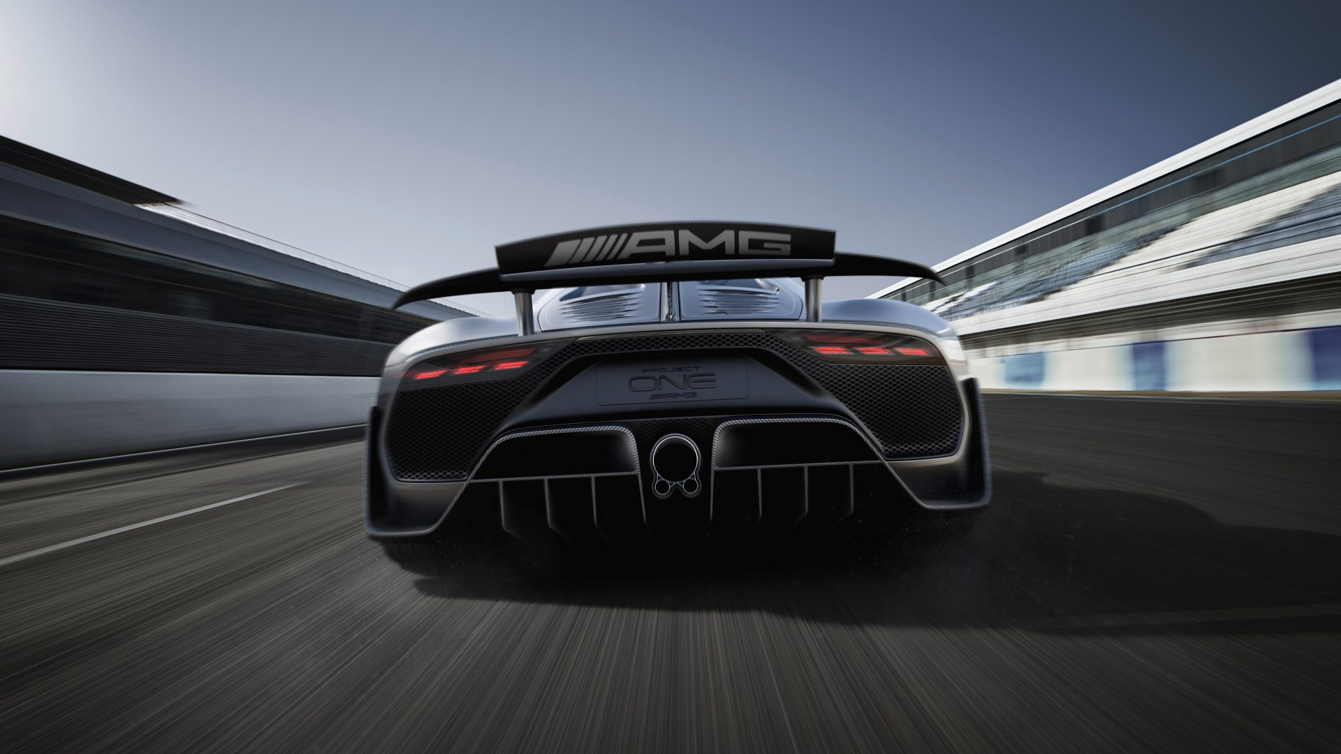The 1000+ Horsepower Mercedes-AMG Project One: This Is It