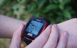 Kids Review: VTech Star Wars camera watch