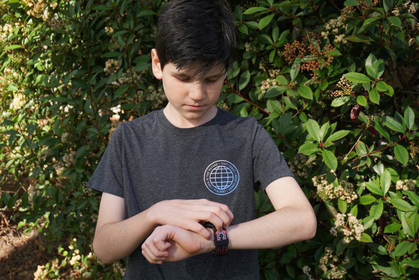 Kids Review: VTech Star Wars camera watch » EFTM