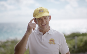 "The XXXX Goldie – a ""smart"" connected hat that could…"