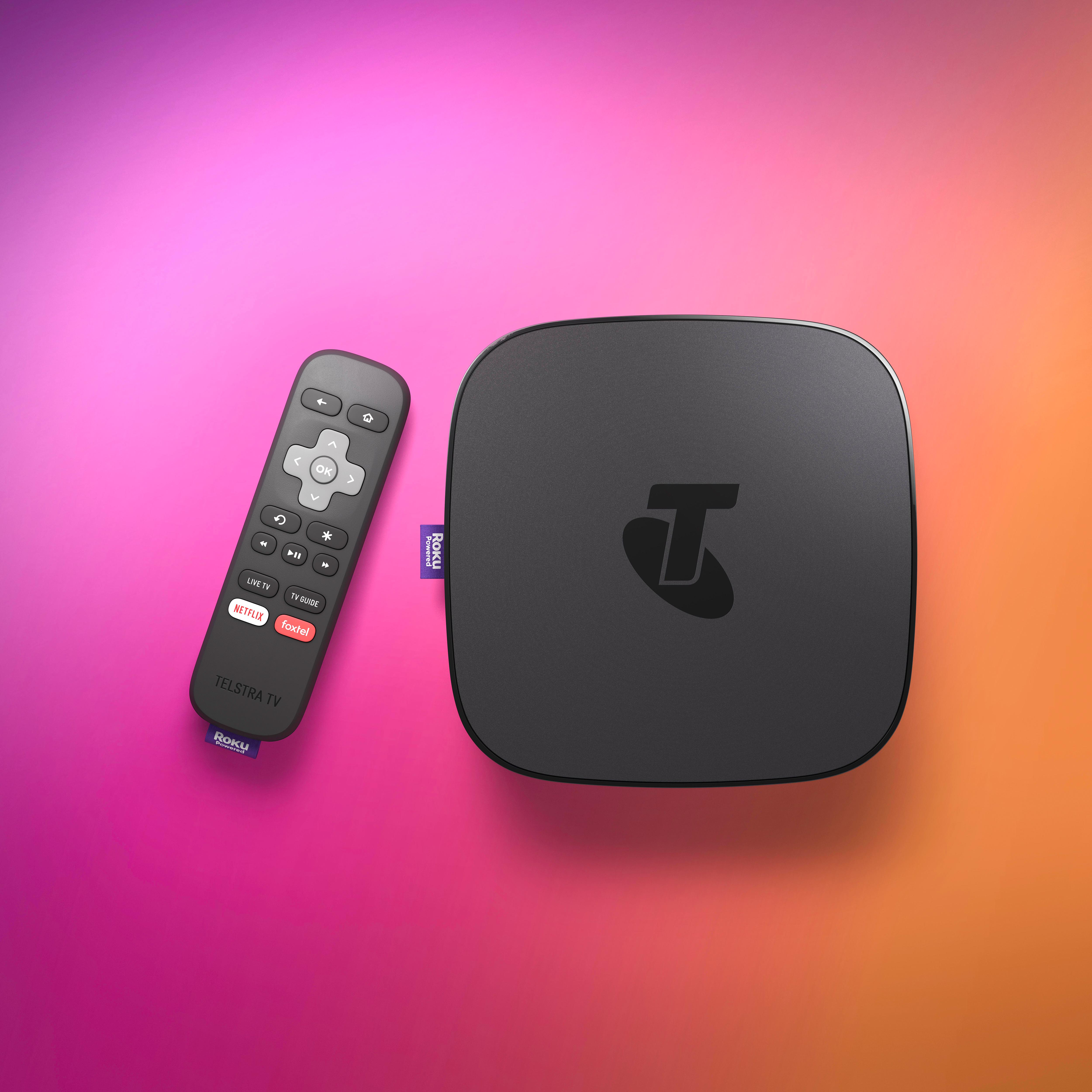 Telstra TV 2: combining free-to-air TV with the world of