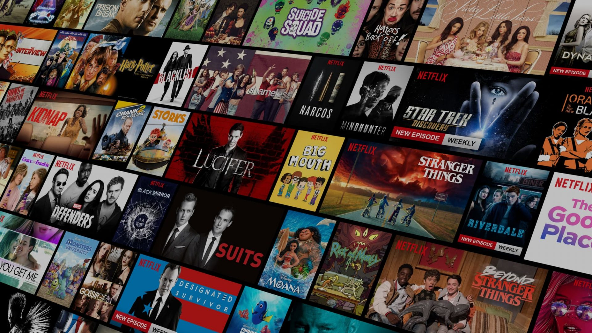 New Netflix Data Reveals Public Binge Watching Habits