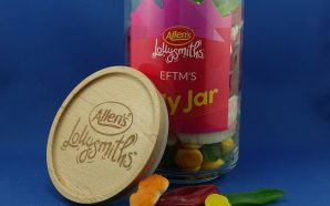 Pick and Mix your own personalised lolly jar or lolly…