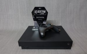 EFTM Best Gaming 2017: Xbox One X