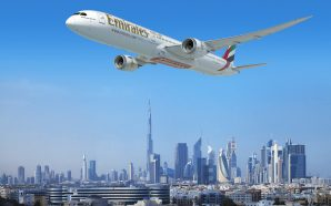 "Emirates adds ""Virtual Windows"" to their centre cabin First Class…"