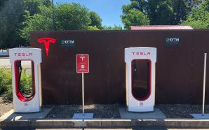 Checking out Tesla's Australian East Coast Supercharger network