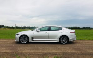 KIA STINGER 200S REVIEW