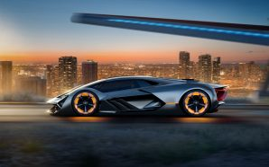 Behold: The future of Lamborghini – Terzo Millennio concept car