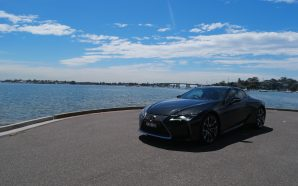LEXUS LC500 REVIEW