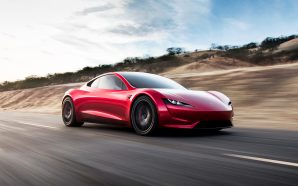 Tesla's Roadster is back! 0-60 mph in under 2 seconds!
