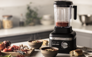 A man's blender: KitchenAid Pro Line for your soups, shakes…