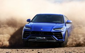 The $400,000 Lamborghini for the family that goes off-road: Urus…