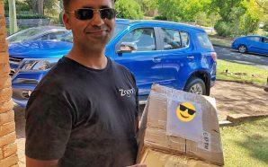 Testing out Zoom2U for same-day deliveries all across Australia