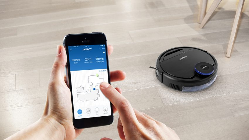 Ecovacs Deebot Ozmo Launches In Harvey Norman Ultimate