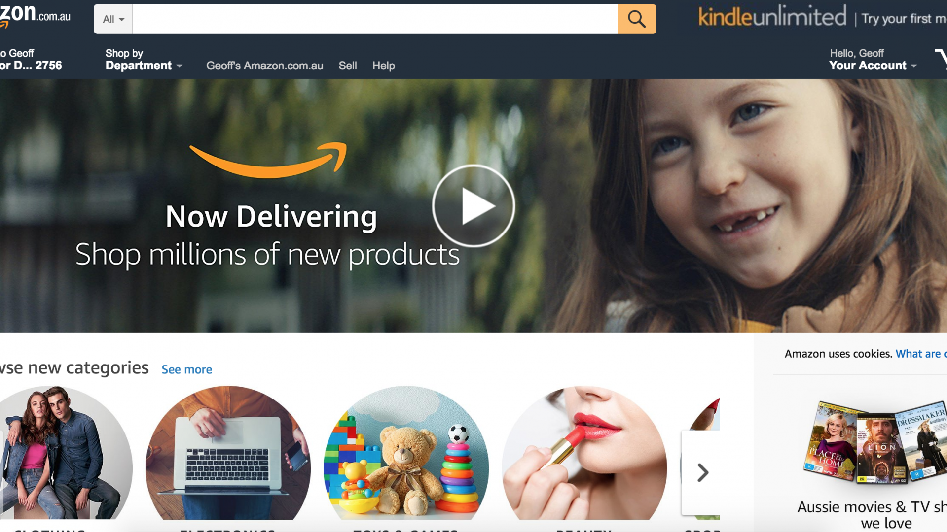 Amazon Australia has finally launched... and it's frankly underwhelming