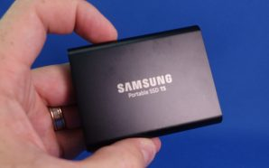 Taking your data on the road – Samsung Portable SSD…
