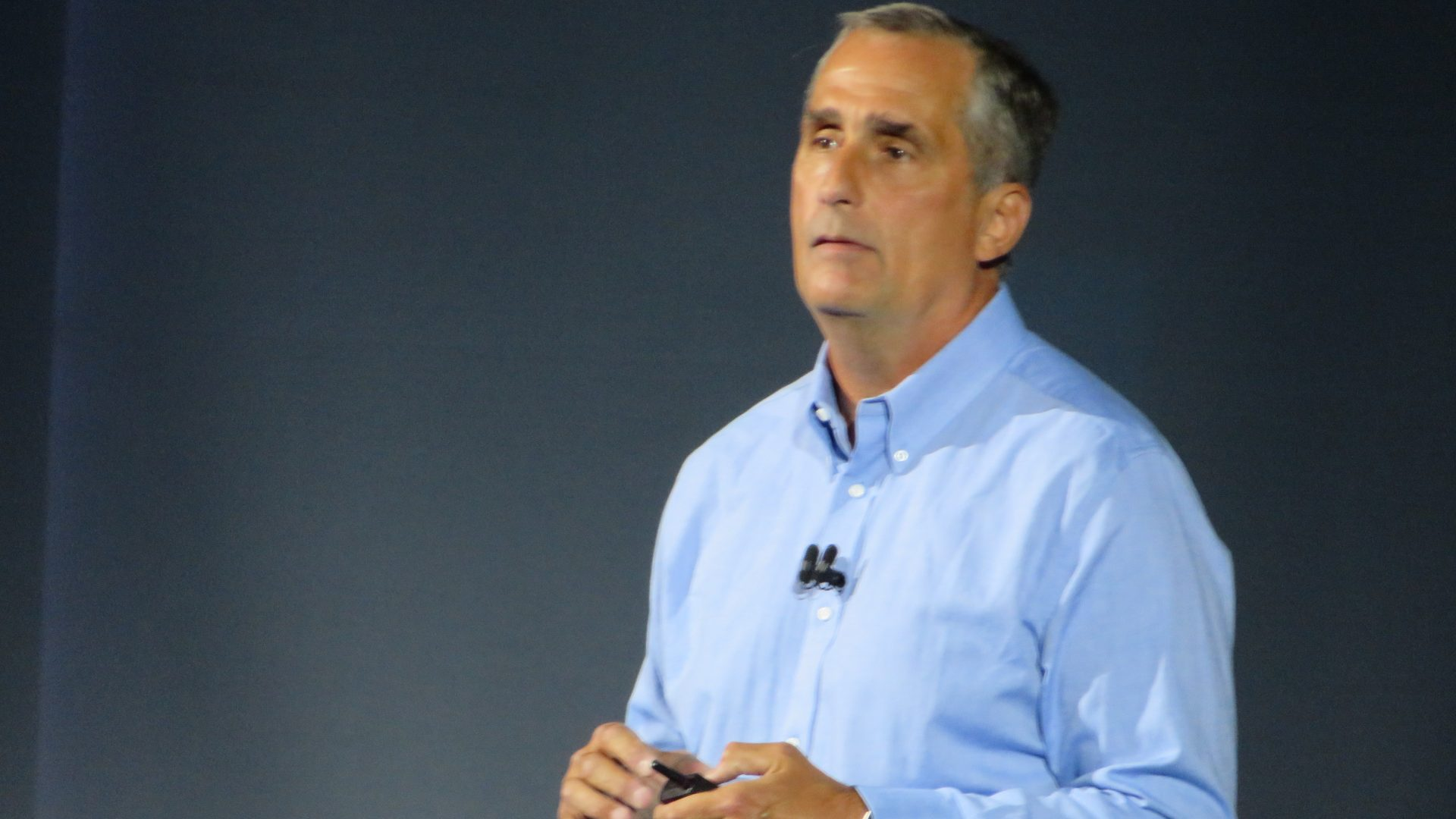 Intel CEO addresses chip concerns at CES