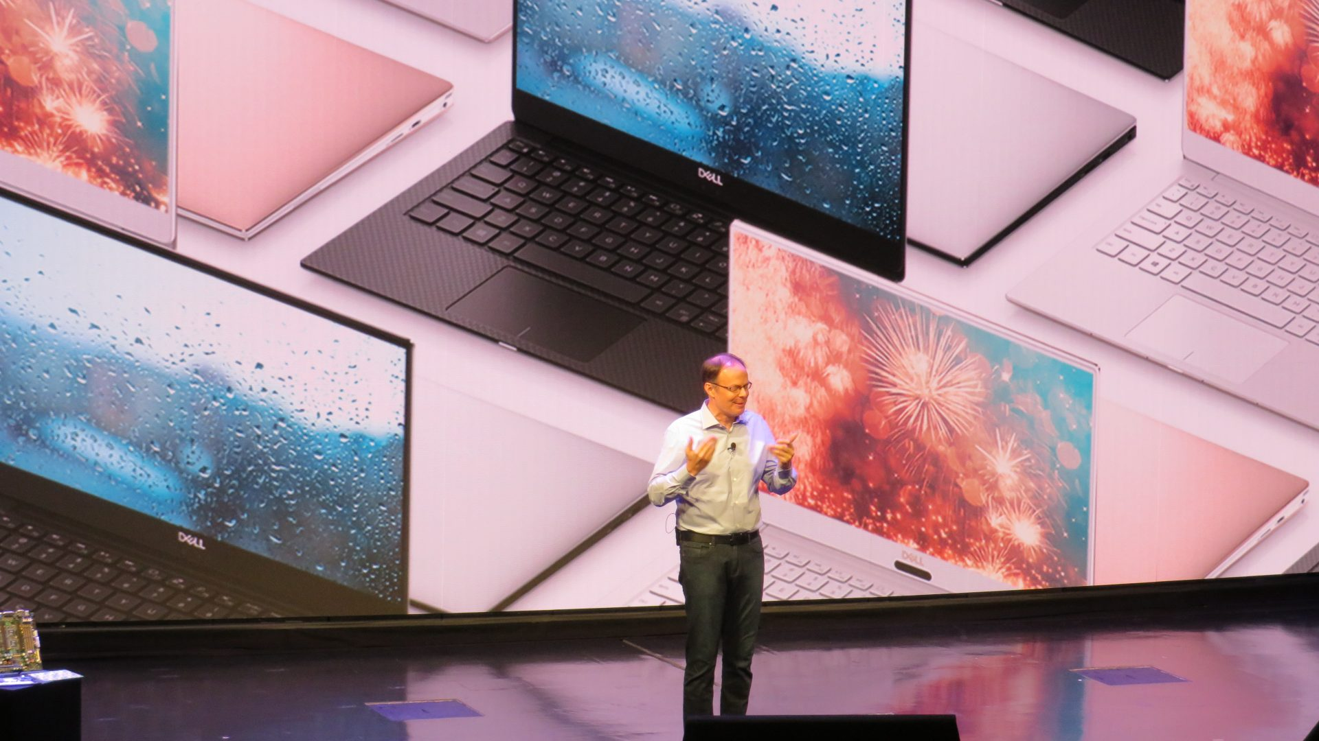 DELL's Kaby Lake-G Powered XPS 15 has a MagLev Keyboard