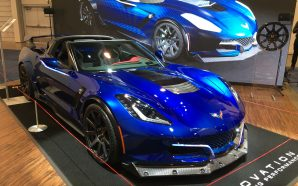 Genovation GXE Corvette