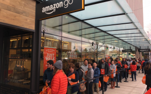 Amazon Go: Queue up so you don't have to queue…