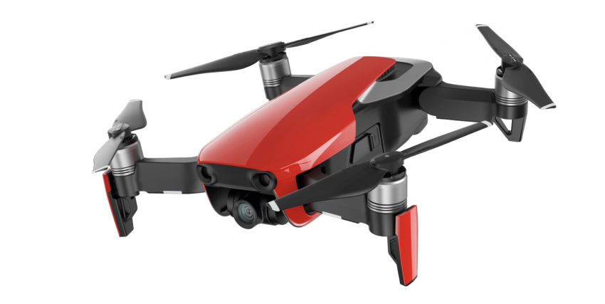 DJI Launched Mavic Air ultraportable, foldable 4K Camera Drone: Know Price, specifications
