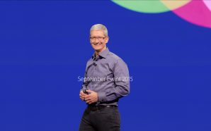"Tim Cook speaks about the iPhone slowdowns: ""We always focus…"