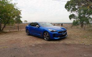 Kia Stinger GT – A RWD DELIGHT