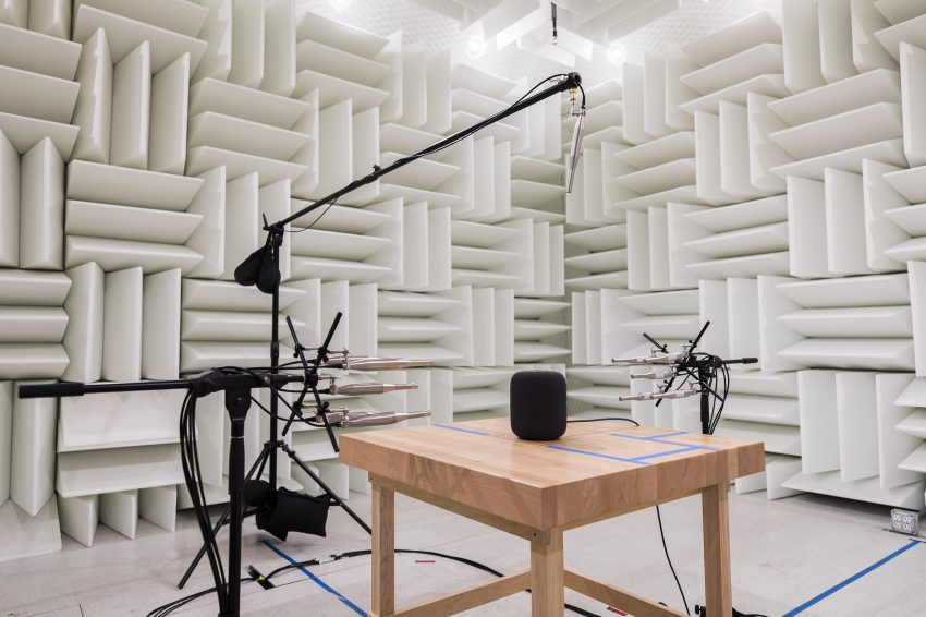 Inside Apple's secret Audio Labs where the HomePod was created