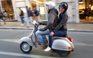 See Rome on a Vintage Vespa: The perfect way to…